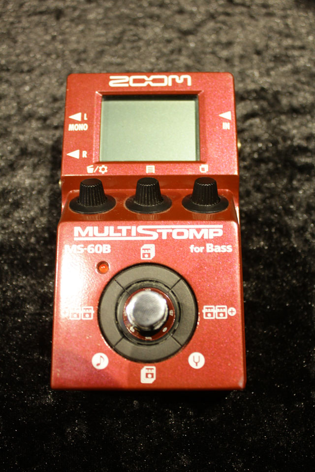 MS-60B MultiStomp Bass Pedal