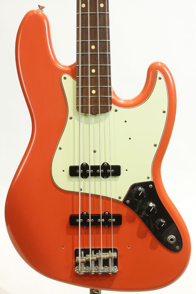 1963 Jazz Bass NOS Festa Red 2005