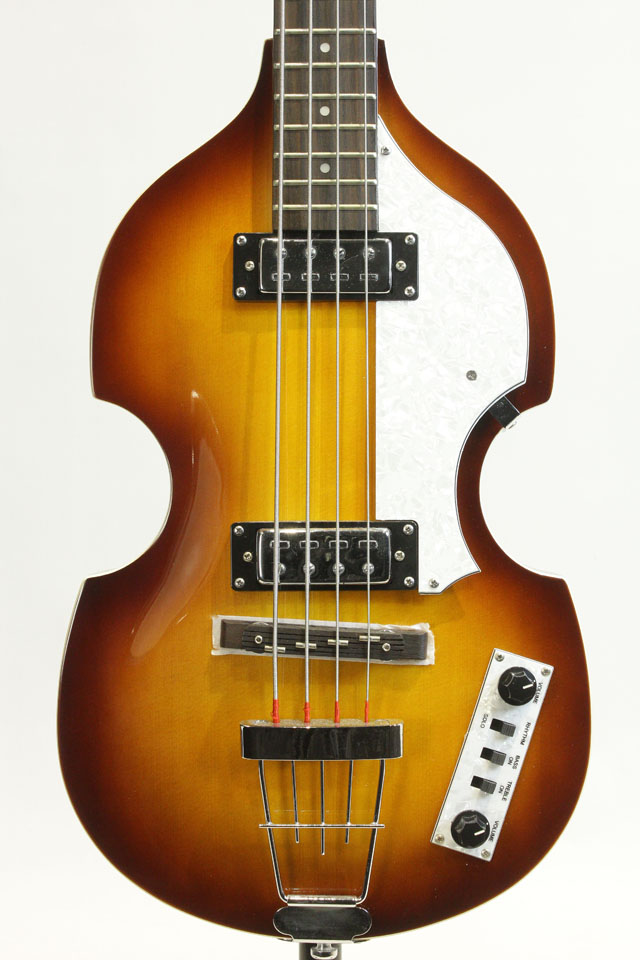 IGNITION BASS Sunburst