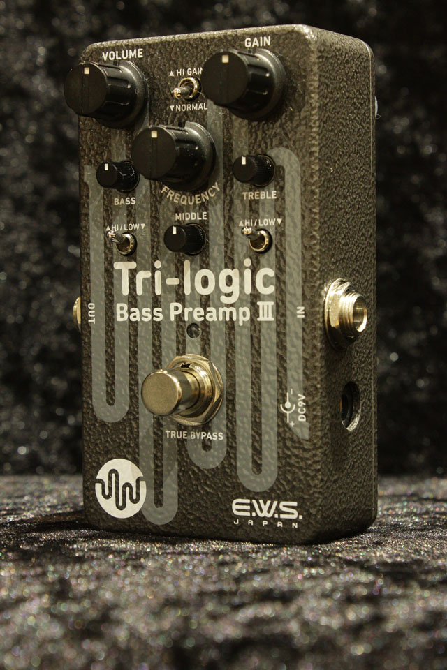 Tri-logic Bass Preamp 3