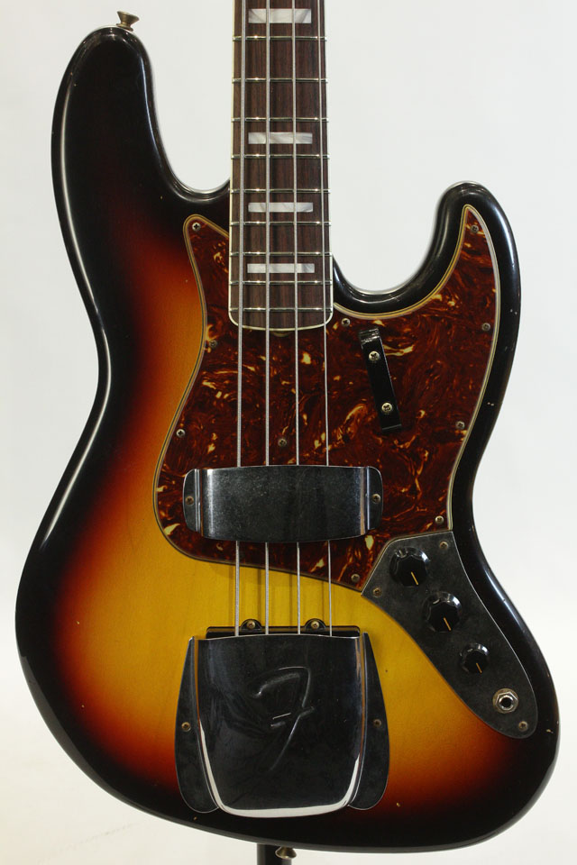 2020 Collection Cusrom Build 66 Jazz Bass 3TSB JRN
