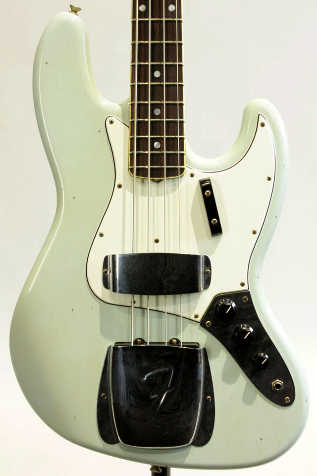 MBS 1966 Jazz Bass Journeyman Relic Sonic Blue by Vince Van Trigt 【ローン無金利】【送料無料】
