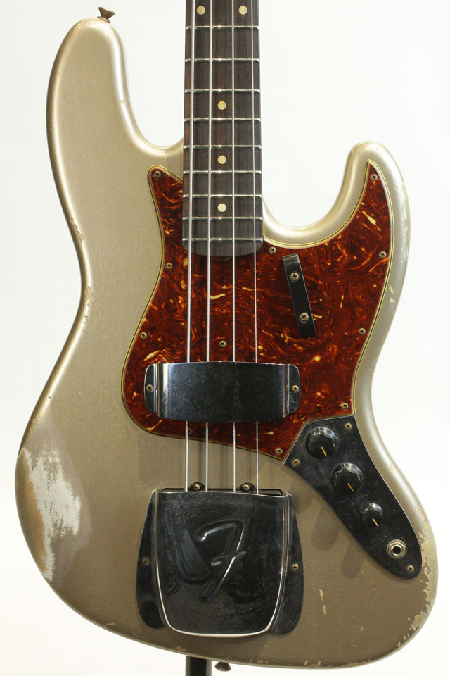 2021 Custom Collection 1961 Jazz Bass Heavy Relic ASHG