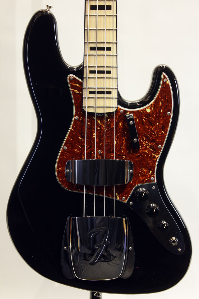Custom Build 1970s Jazz Bass NOS (BLK)
