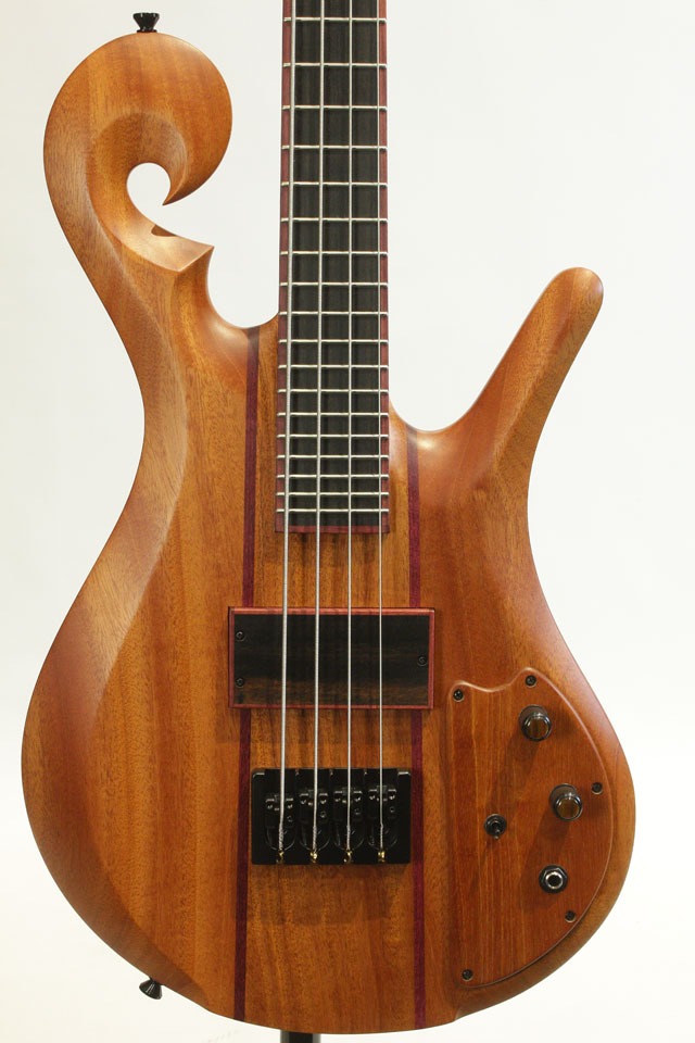 4strings Scroll Bass 32inch