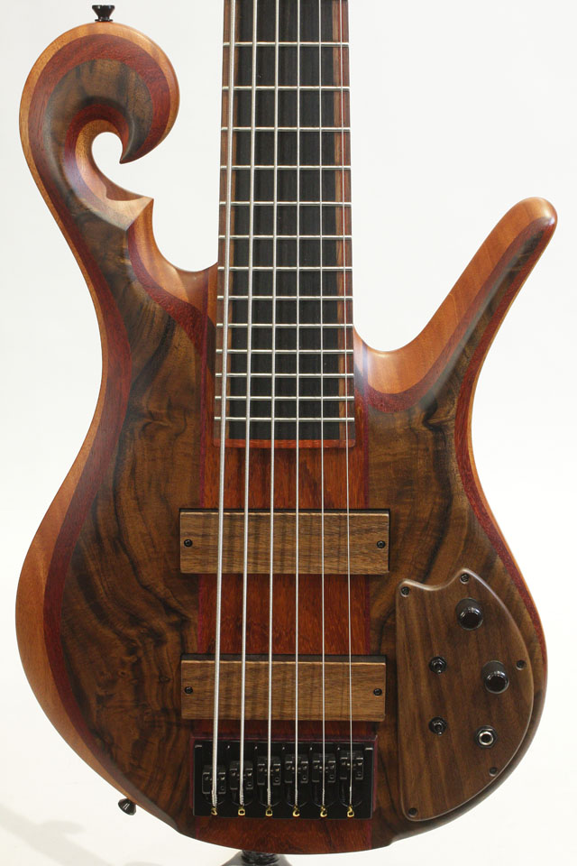 6strings Scroll Bass 36inch