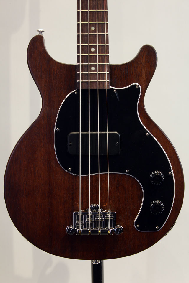 Les Paul Junior Tribute DC Bass Worn Brown【送料無料】【試奏動画有り】