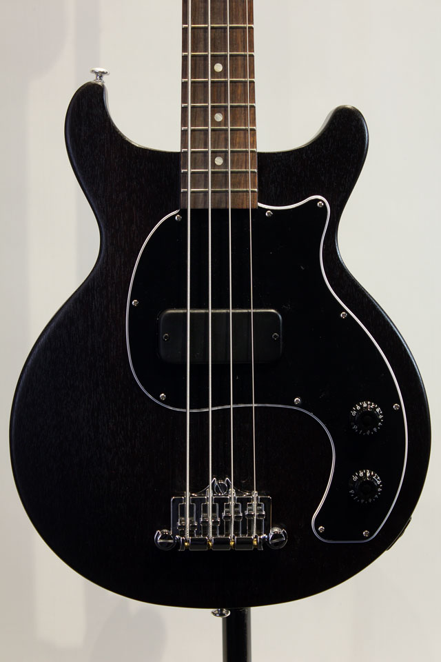 Les Paul Junior Tribute DC Bass Worn Ebony【送料無料】