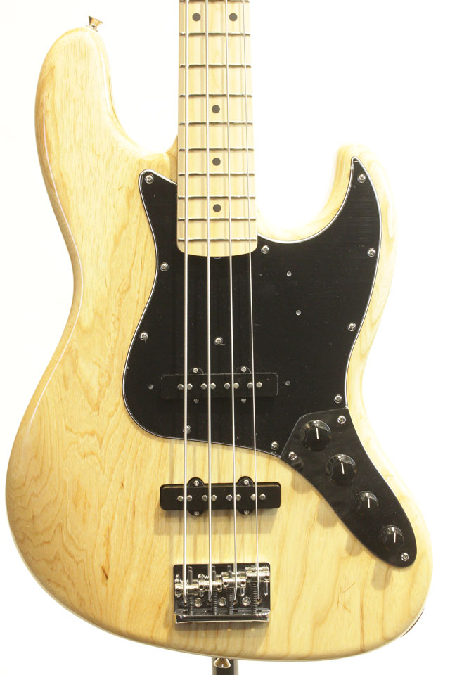 Made in Japan Limited Active Jazz Bass (NAT) ※F620ギグケース付属!