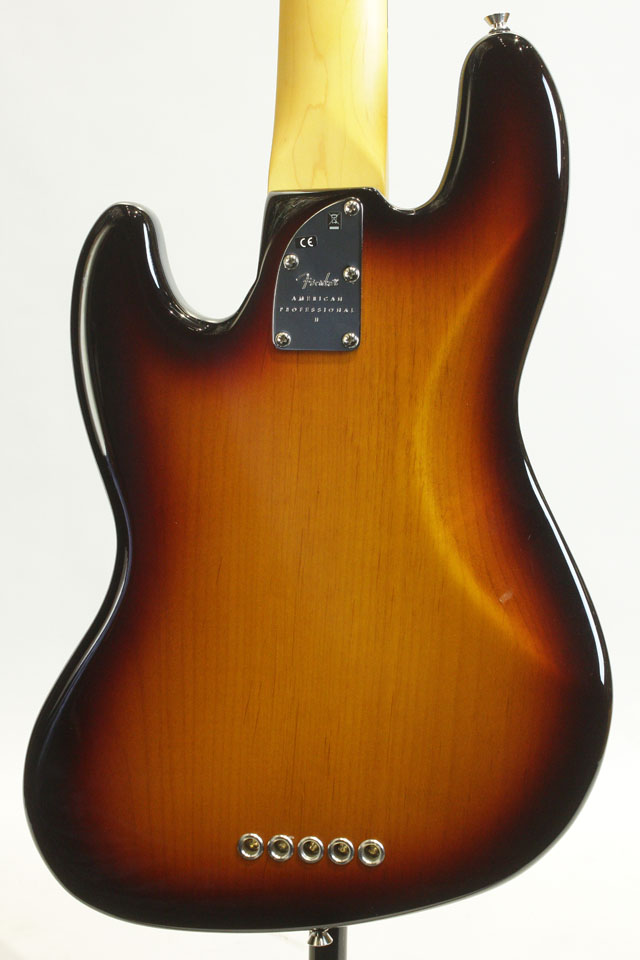 FENDER/USA  American Professional II Jazz Bass V 3-Color Sunburst / Rosewood フェンダー/ユーエスエー サブ画像1