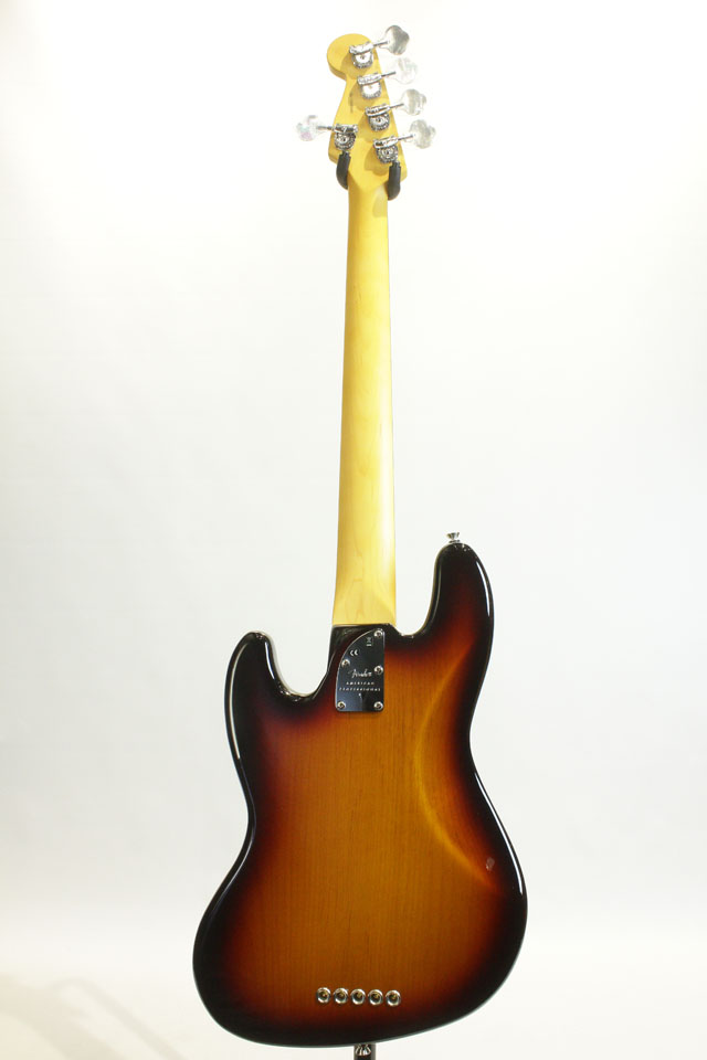 FENDER/USA  American Professional II Jazz Bass V 3-Color Sunburst / Rosewood フェンダー/ユーエスエー サブ画像3