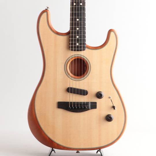 American Acoustasonic Stratocaster/Natural【S/N:US199769】