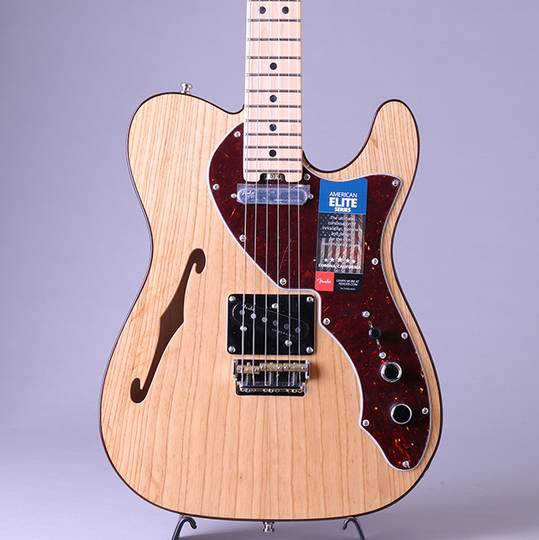 American Elite Telecaster Thinline/Natural【S/N:US19005971】