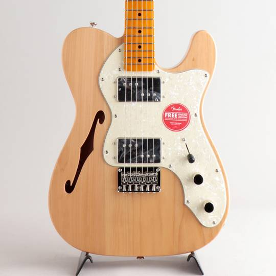Classic Vibe '70s Telecaster Thinline Natural