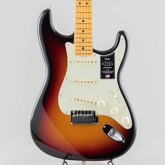 American Ultra Stratocaster/Ultra Burst/M【S/N:US210017463】