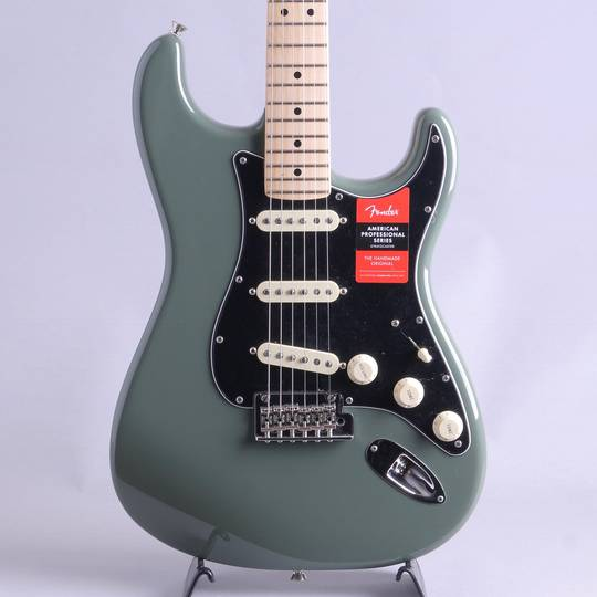 American Professional Stratocaster/Antique Olive/M【S/N:US19052636】