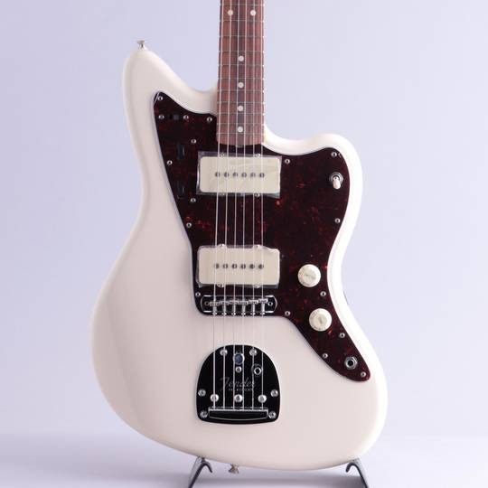 Vintera '60s Jazzmaster Matching Head/Olympic White