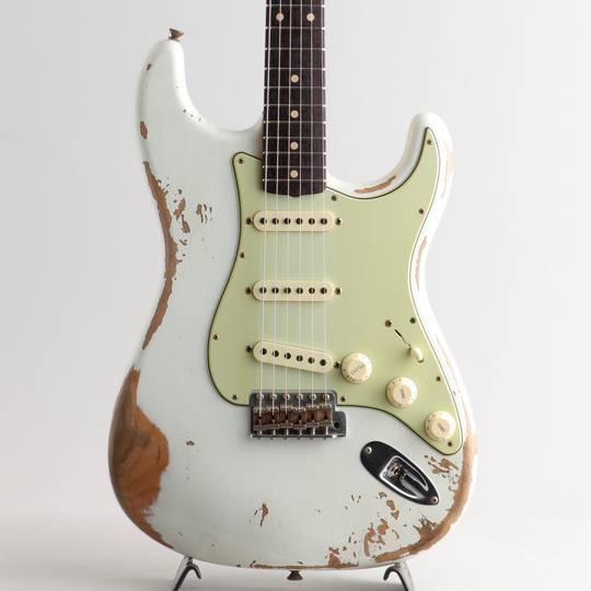 1959 Stratocaster Heavy Relic/Olympic White【S/N:R104127】現地木材選定品