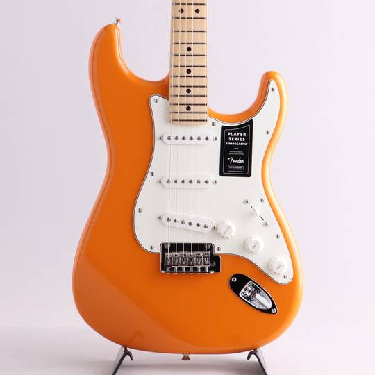 Player Stratocaster/Capri Orange/M