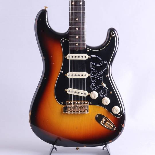 Stevie Ray Vaughan Signature Stratocaster Relic/3-Color Sunburst【S/N:CZ544043】