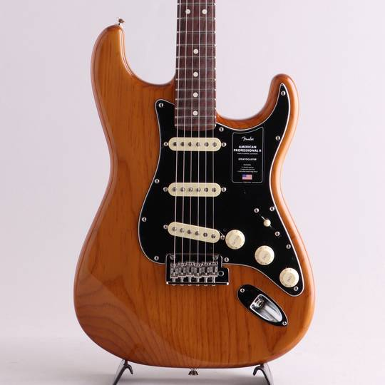 American Professional II Stratocaster/Roasted Pine/R【S/N:US210007041】