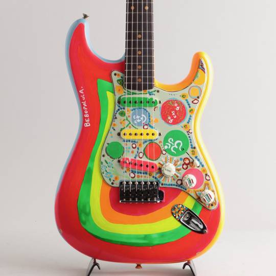 Limited Edition George Harrison Rocky Strat【S/N:GHR147】