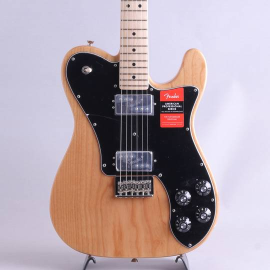 American Professional Telecaster Deluxe/Natural/M【S/N:US19021212】