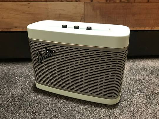 Newport Bluetooth Speaker/Sonic Blue