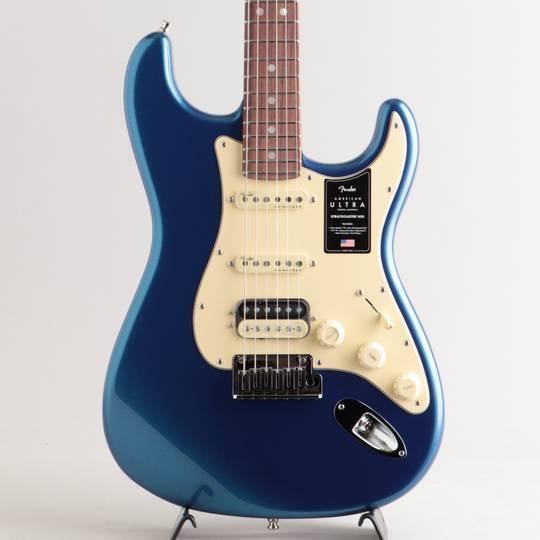 American Ultra Stratocaster HSS/Cobra Blue/RW【S/N:US20049022】
