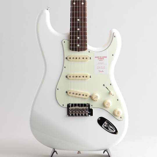 Made in Japan Hybrid 60s Stratocaster/Arktic White