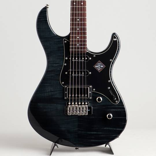 PACIFICA612VIIFM Translucent Black