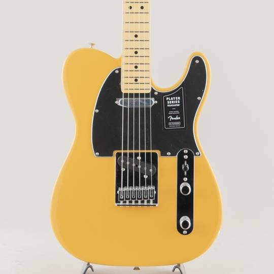 Player Telecaster/Butterscotch Blonde/M