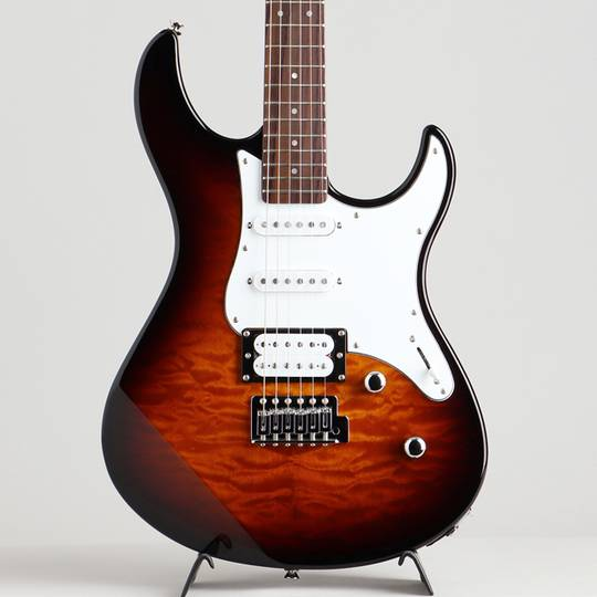 PACIFICA212VQM Tobacco Brown Sunburst