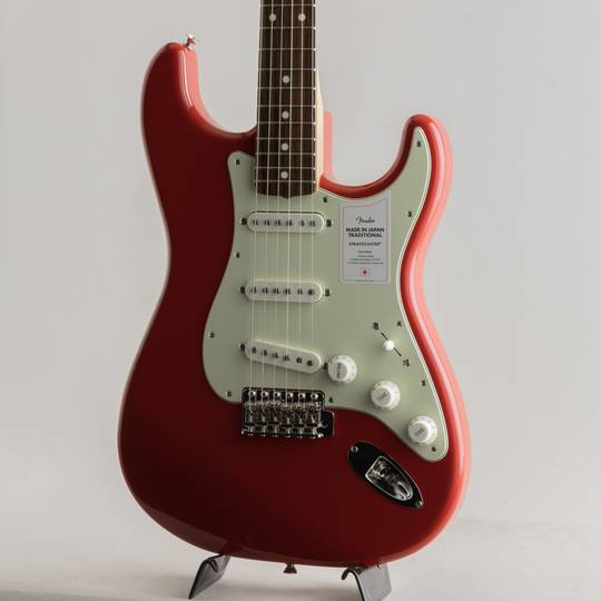 FENDER Made in Japan Traditional 60s Stratocaster/Dakota Red/R フェンダー サブ画像8