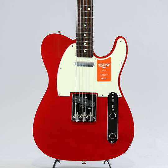Made In Japan Traditional 60s Telecaster Custom/Torino Red