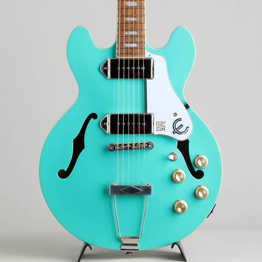 Casino Coupe Turquoise