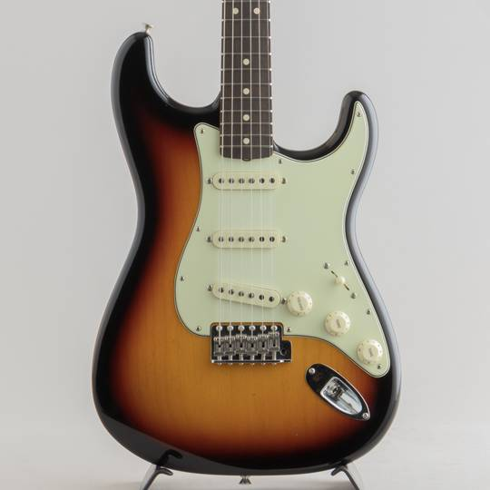 2021 Collection 63 Stratocaster Journeyman Relic/3-Color Sunburst【S/N:CZ551760】