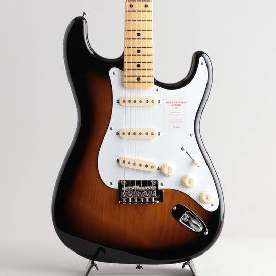 Made in Japan Hybrid 50s Stratocaster/Tobacco Burst