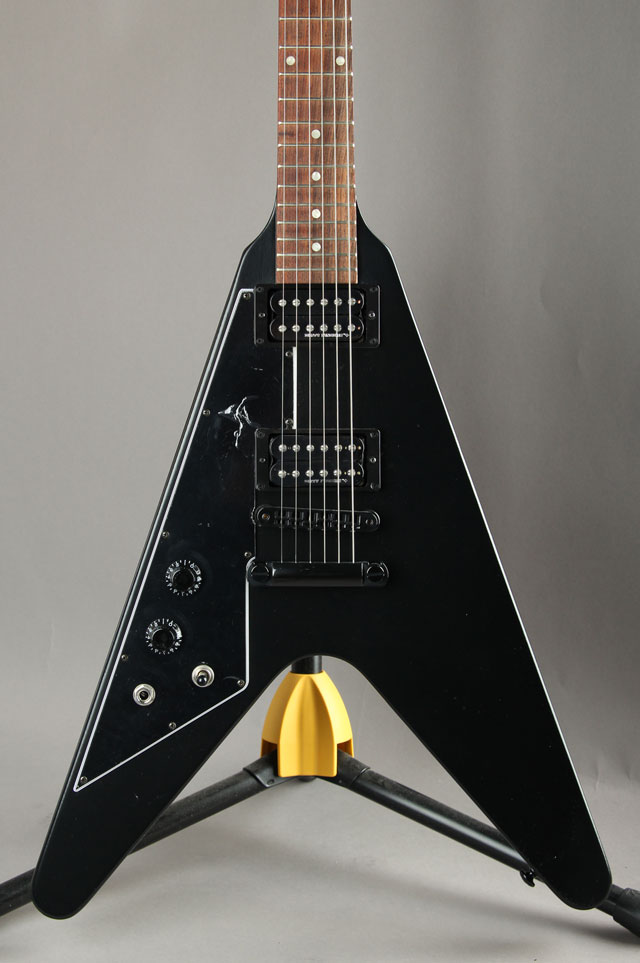 Flying V Tribute Left Hand 2019 Satin Ebony