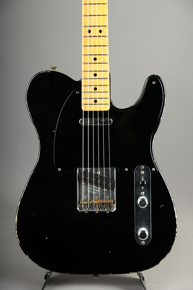 1951 Nocaster Journeyman Relic Black