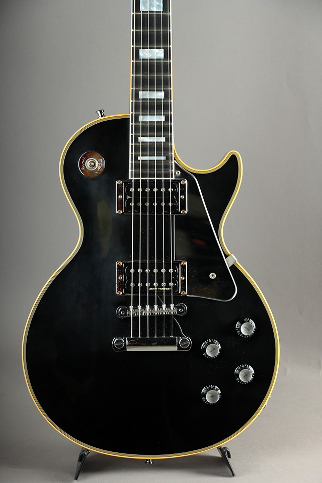 1978 Les Paul Custom VOS Metal Hardware / Ebony