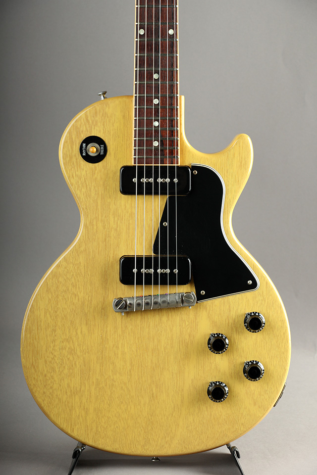 Historic Collection 1960 Les Paul Special Single Cut TV Yellow 2005