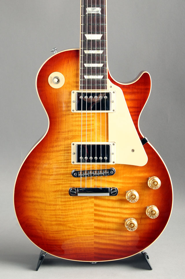 Les Paul Traditional Iced Tea