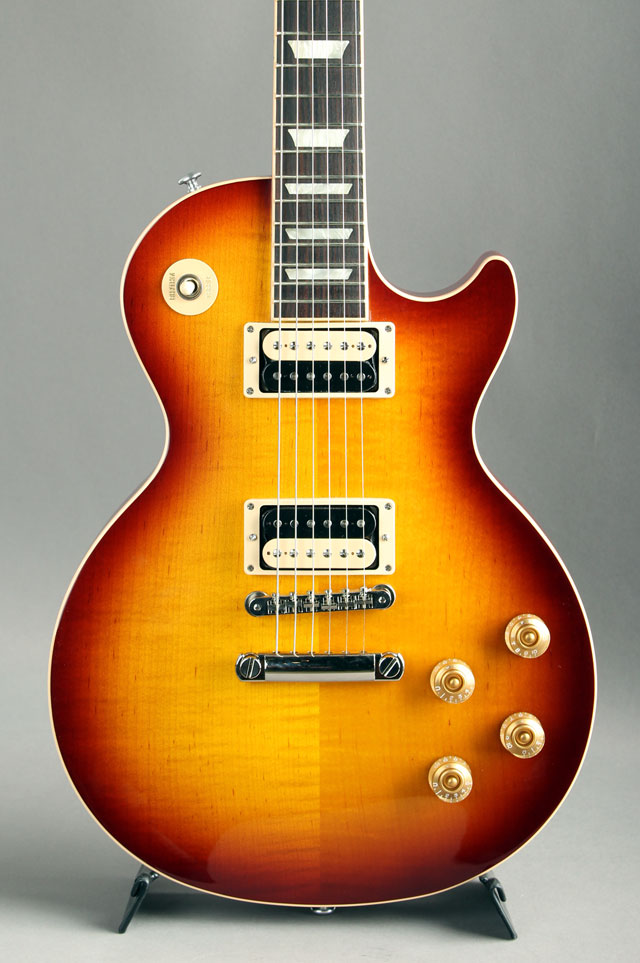 Les Paul Classic Iced Tea