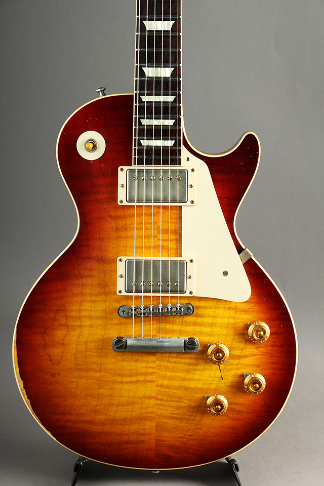 Collector's Choice #7 John Shanks 1960 Les Paul Standard 0-0298 【CC 07A 173]