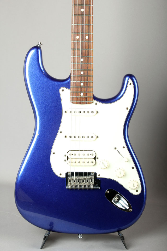 American Standard Stratocaster Mystic Blue