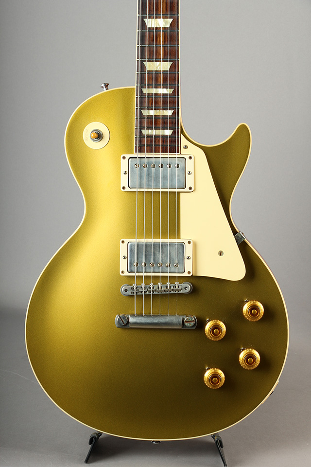 Historic Collection 1957 Les Paul Gold Top Reissue VOS Double Gold