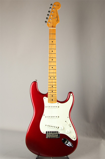 FENDER American Vintage 57 Stratocaster Candy Apple Red フェンダー サブ画像2
