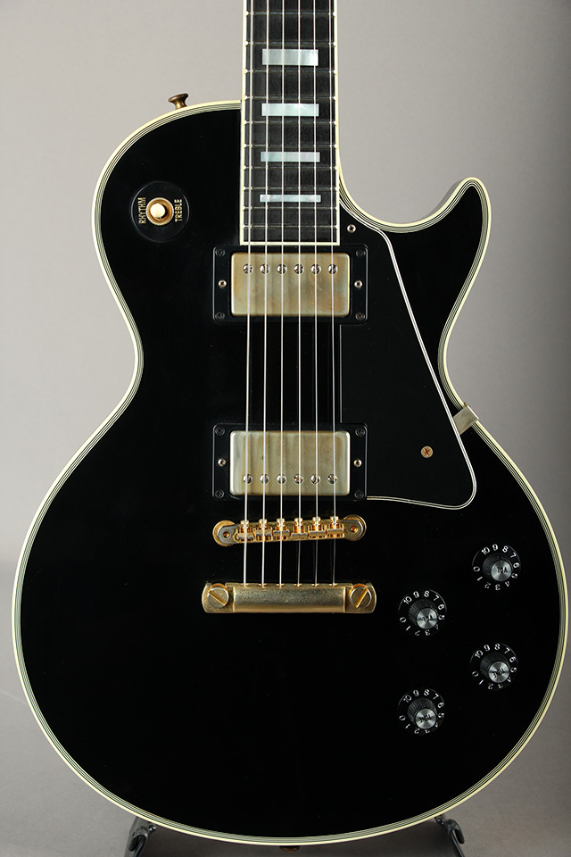 1974 Les Paul Custom VOS Ebony