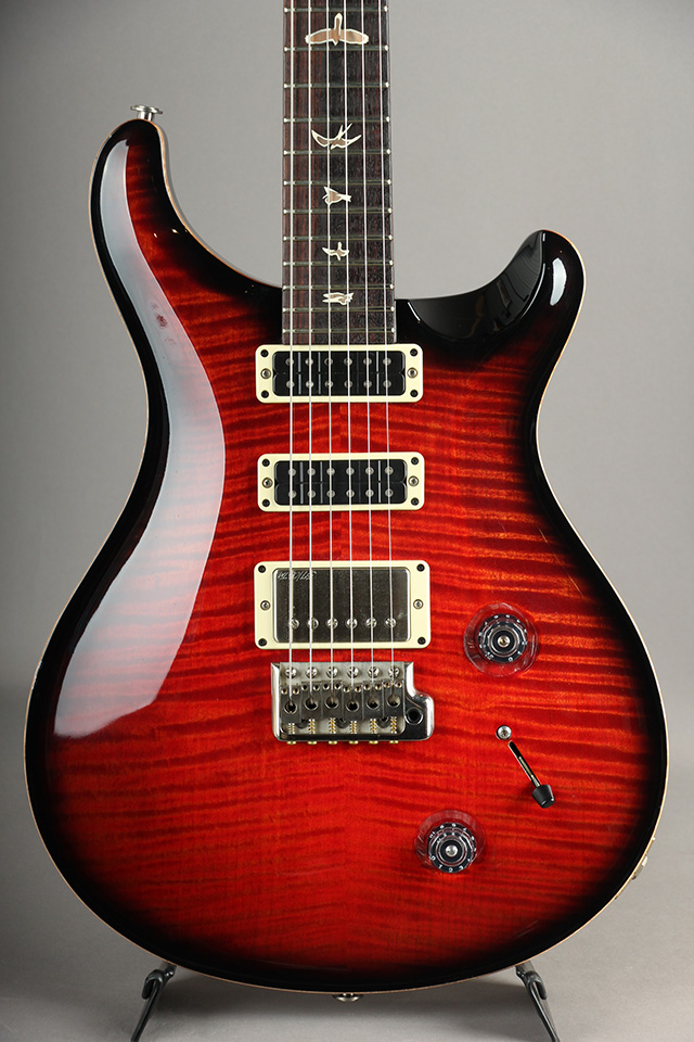 Studio 10Top Scarlet Smokeburst